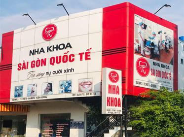 Nha Khoa Sài Gòn Quốc tế Cơ sở 3